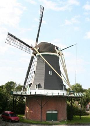 Assumburg Molen Nieuw-Vossemeer