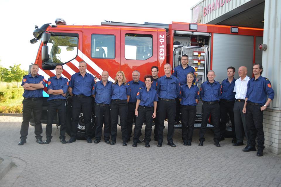 Brandweerteam Nieuw-Vossemeer