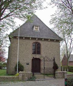 protestansekerk Nieuw Vossemeer