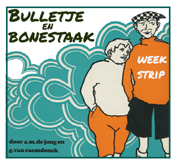 Weekstrip Bulletje en Bonestaak