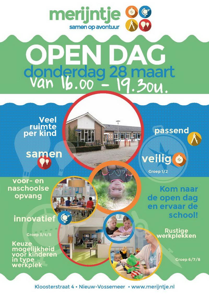 open dag bij Merijntje