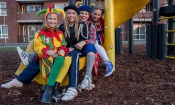 1e kindermiddag Vosse-ol 2019