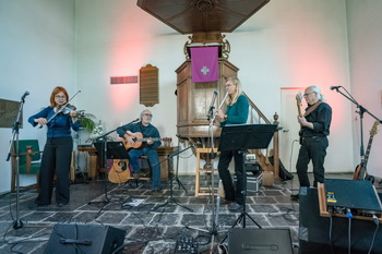 Cultuur in het kerkje