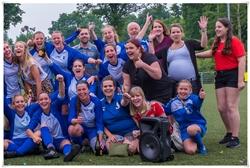 NVS dames kampioen 2018