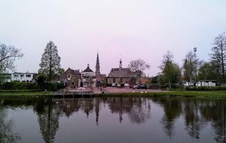 open huis kerkje in de Voorstraat