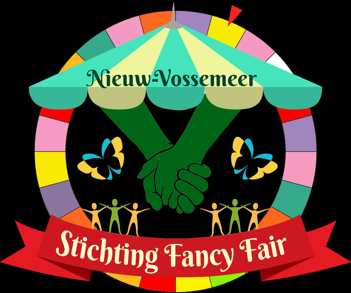 logo fancy fair nieuw vossemeer snuffelmarkt