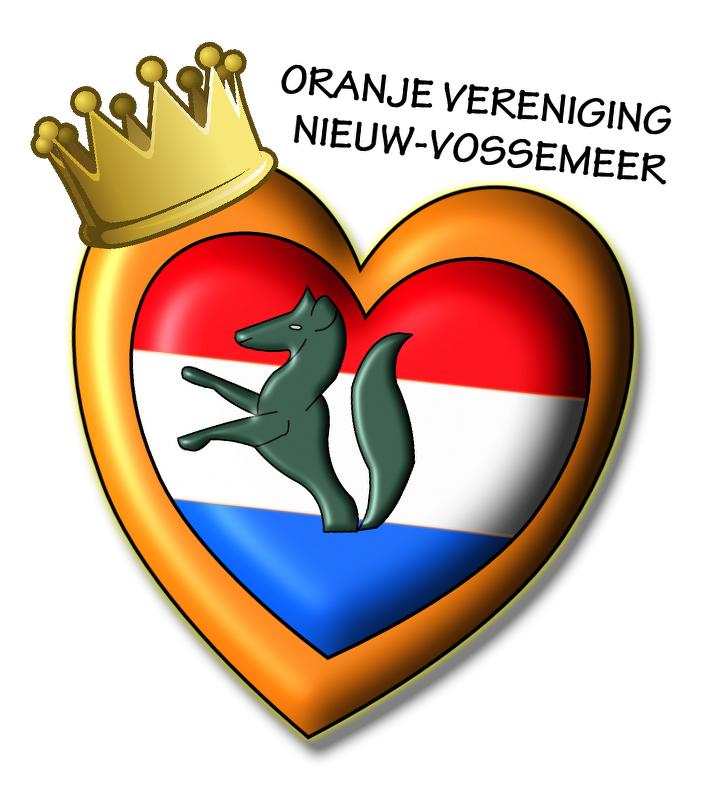 logo oranje nieuw vossemeer np